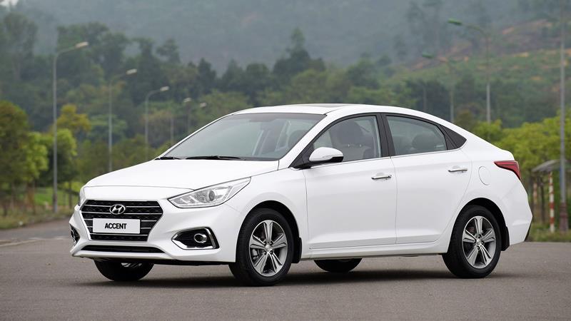 xe Hyundai Accent 2