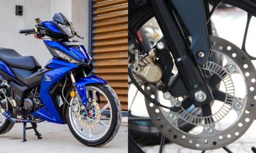 Bạn có biết phanh ABS trên xe máy hoạt động như thế nào?