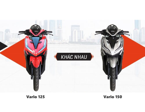 So sánh và phân tích chi tiết: Nên mua Vario 125 hay 150?