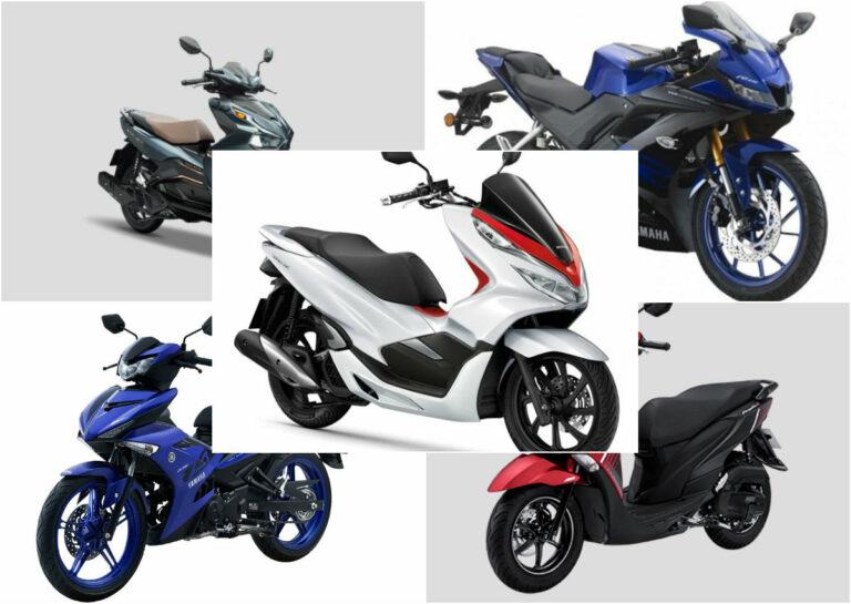 Đây chính là top 5 xe 150cc 2021 nên mua nhất hiện nay!
