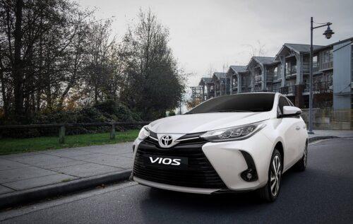 Cập nhật các đánh giá xe Toyota Vios 2021 chi tiết nhất