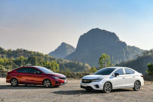 Đánh giá xe Honda City 2021: ứng cử viên nặng ký dòng sedan