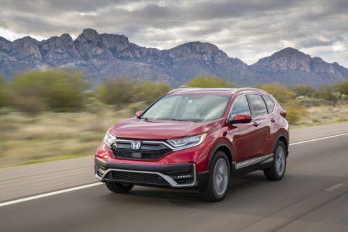 Đánh giá xe Honda CRV 2021: mẫu SUV năng động hàng đầu